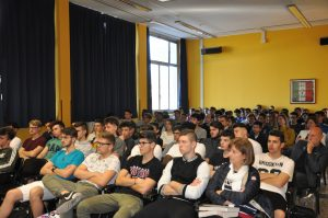 Gli studenti delle classi quarte che il 9 maggio commemoreranno Peppino a Cinisi